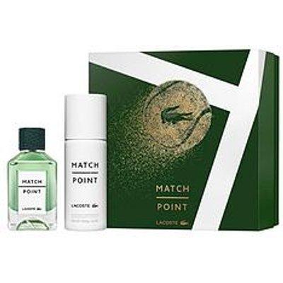 Lacoste Match Point 100Ml Eau De Toilette + 150Ml Deo Gift Set