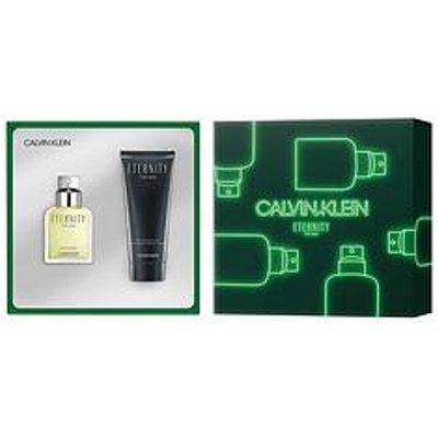 Calvin Klein Eternity For Men 50Ml Eau De Toilette + 100Ml Shower Gel Gift Set