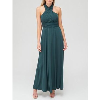 V By Very Bridesmaids Ity Multiway Dress - Green