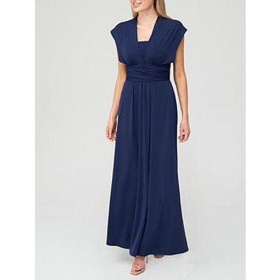 V By Very Bridesmaids Ity Multiway Dress - Navy