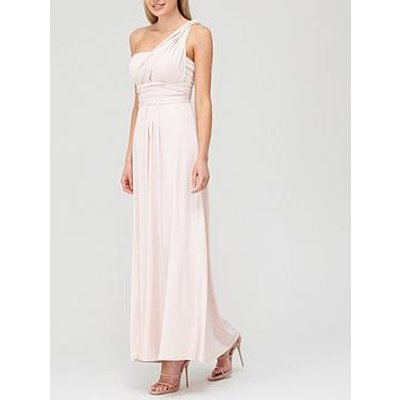 V By Very Bridesmaids Ity Multiway Dress - Blush