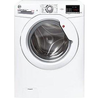 Hoover H-Wash 300 H3D 4852De/1-80 8Kg Wash, 5Kg Dry, 1400 Spin Washer Dryer - White