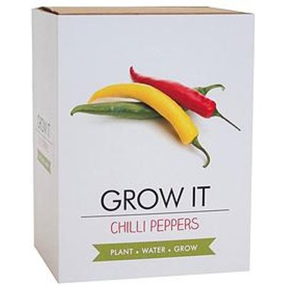 Gift Republic Grow It Chilli Plants