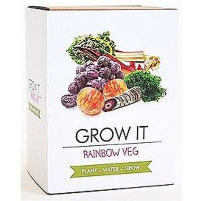 Gift Republic Grow It Rainbow Veg