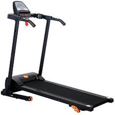 Fit-Start Folding Motorised Treadmill 2020