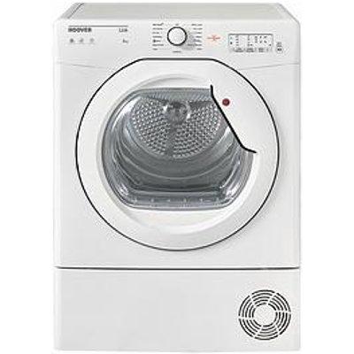 Hoover Link Hl C8Lg-80 8Kg Condenser Tumble Dryer - White