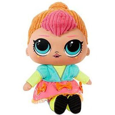 L.O.L Surprise! Neon Q.T. &Ndash; Huggable, Soft Plush Doll