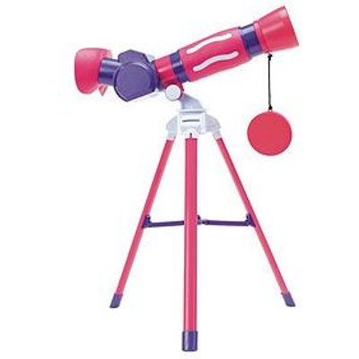Learning Resources Geosafari® Jr. My First Telescope (Pink)