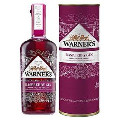 Warner'S Raspberry Gin 70Cl Gift Tube