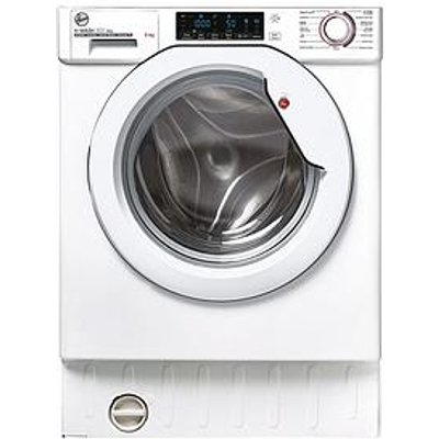 Hoover Hbwos 69Tme-80 9Kg Built In Washing Machine - Washing Machine Only