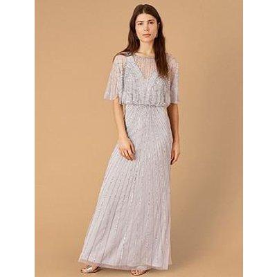 Monsoon Monsoon Taylor Sustainable Emb Maxi Dress