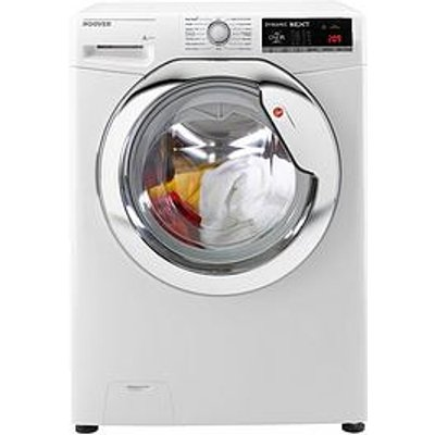 Hoover Dwoad510Ahc8-80 10Kg Load, 1500 Spin Washing Machine - White