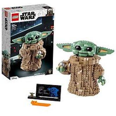Lego Star Wars The Mandalorian The Child Building Set 75318