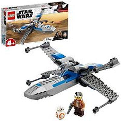 Lego Star Wars Resistance X-Wing Building Set 75297