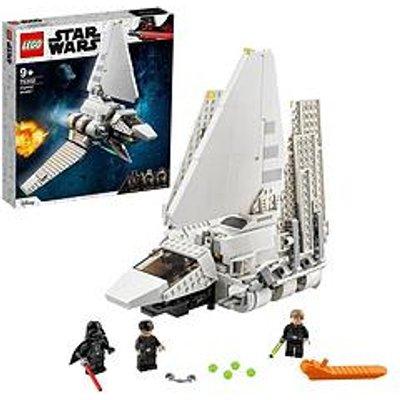 Lego Star Wars Imperial Shuttle Building Set 75302