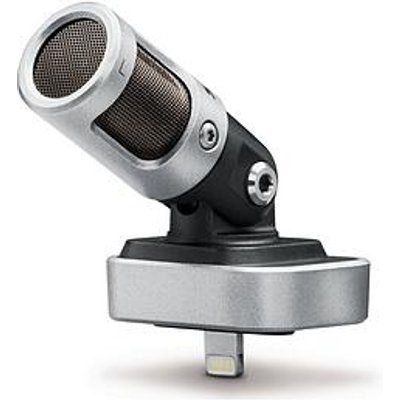 Shure Mv88 Lightning Stereo Mic   Content Creation Microphone