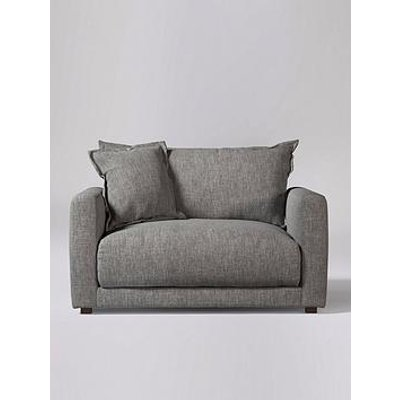 Swoon Aurora Original Fabric Love Seat - House Weave