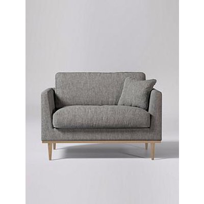 Swoon Norfolk Original Fabric Love Seat - House Weave