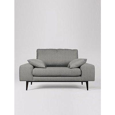 Swoon Tulum Original Fabric Love Seat - House Weave