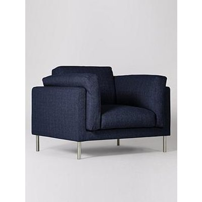Swoon Munich Original Fabric Love Seat - House Weave