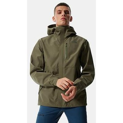 The North Face Dryzzle Furelight Jacket - Olive