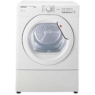 Hoover Link Hlv10Lg-80 10Kg Vented Tumble Dryer - White