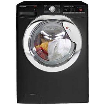 Hoover Dynamic Next Dxoa48C3B 8Kg 1400 Spin Washing Machine - Black