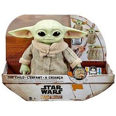 Star Wars The Child Feature Plush (Yoda)