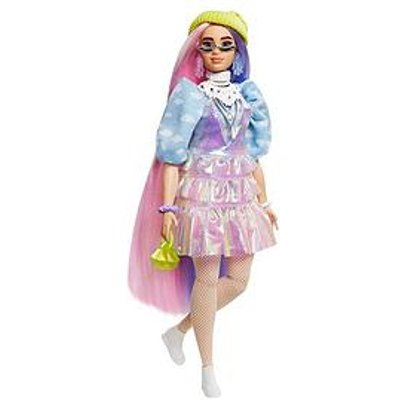Barbie Extra Doll - Shimmery Look