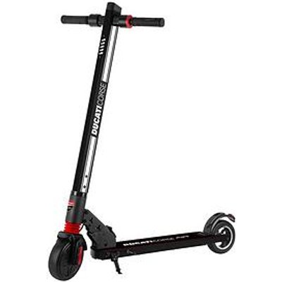Ducati Corse Air 24V Lithium Ion Electric Scooter - Black