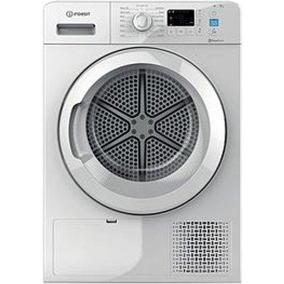 Indesit Ytm1071R 7Kg Load, Heat Pump Tumble Dryer - White
