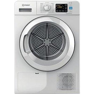 Indesit Ytm1182Xuk 8Kg Load, Heat Pump Tumble Dryer - White