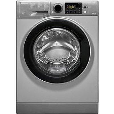 Hotpoint Rdg8643Gkukn 8Kg Wash, 6Kg Dry, 1400 Spin Washer Dryer - Graphite