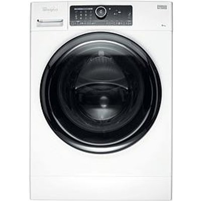 Whirlpool Fscr90430 9Kg Load, 1400 Spin Washing Machine - White