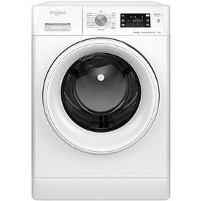 Whirlpool Ffb7438Wvuk 7Kg Load, 1400 Spin Washing Machine - White