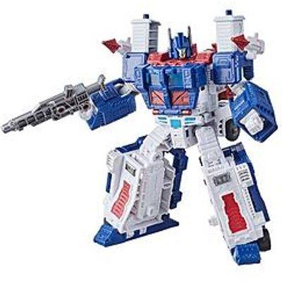 Transformers Tra Gen Wfc K Leader Ultra Magnus Earth
