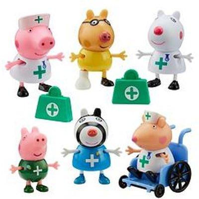 Peppa Pig Doctor And Nurses Figure Pack