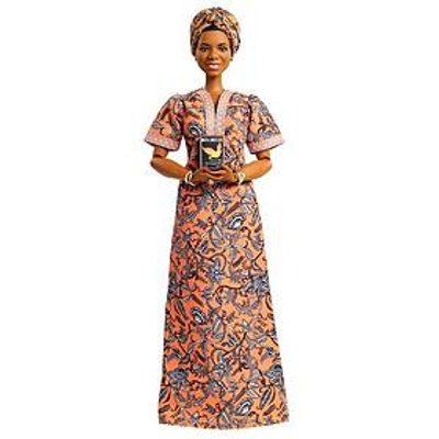 Barbie Inspiring Women - Maya Angelou