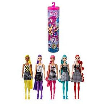 Barbie Colour Reveal Monochrome Series Barbie Doll