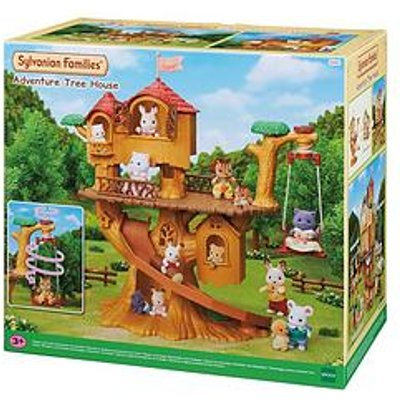Sylvanian Families Adventure Treehouse