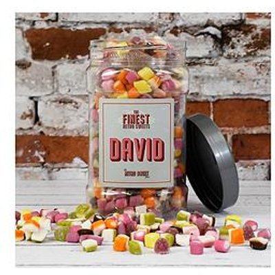 Pic N Mix Jar - Dolly Mixtures