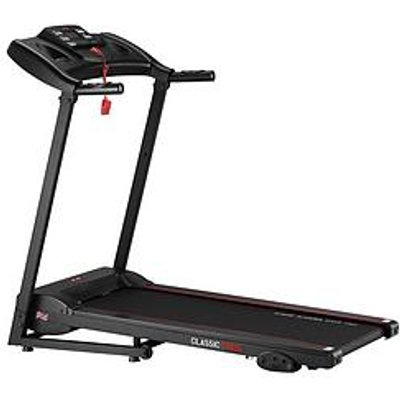 Body Sculpture Motorised Manual Treadmill With 3 Section Manual Incline & 13 Programs