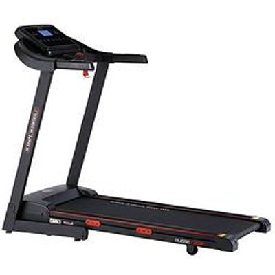 Body Sculpture Motorised Manual Treadmill With Power Incline & 16 Programs
