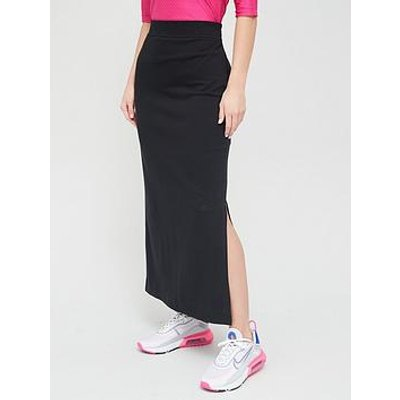 Nike Nsw Maxi Skirt - Black