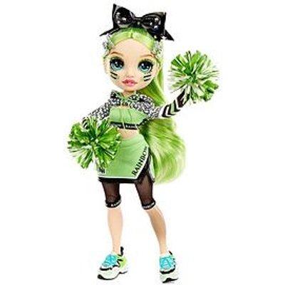 Rainbow High Cheer Doll - Jade Hunter (Green)