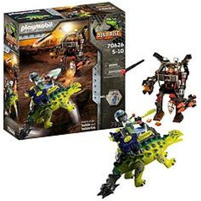 Playmobil 70626 Dino Rise Saichania: Invasion Of The Robot