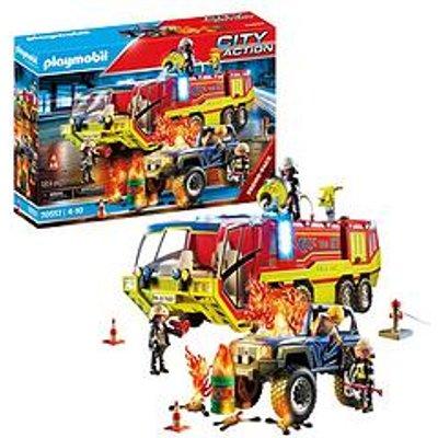 Playmobil 70557 City Action Fire Brigade
