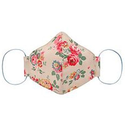 Cath Kidston Printed Face Covering - Stone