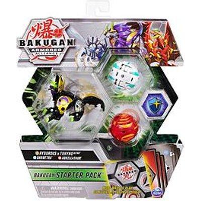 Bakugan Starter Pack- Solid 22 Ultra Hydorous