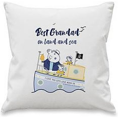 Signature Gifts Peppa Pig&Trade; Best Grandad Cushion